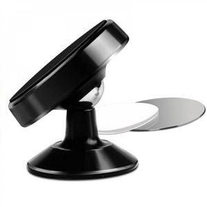FIXATION - SUPPORT Support Téléphone Noir Support magnétique voiture