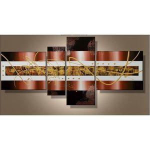 TABLEAU - TOILE PROMOTION-50%Tableau Abstrait Peinture Contemporai