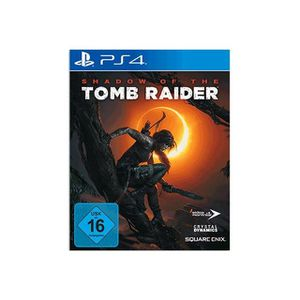 JEU PS4 Shadow of the Tomb Raider PlayStation 4 allemand