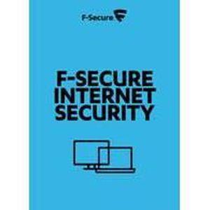 ANTIVIRUS À TELECHARGER F-Secure Internet Security - 3 Postes - 2 ans