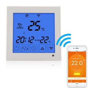 THERMOSTAT D'AMBIANCE XCSOURCE Thermostat Programmable Application Smart