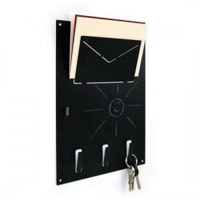 Porte Courrier Cle Mural - Achat / Vente Porte Courrier Cle Mural
