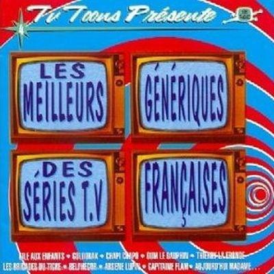 CD VARIÉTÉ INTERNAT LES MEILLEURES GENERIQUES DES SERIES TV DU CABLES