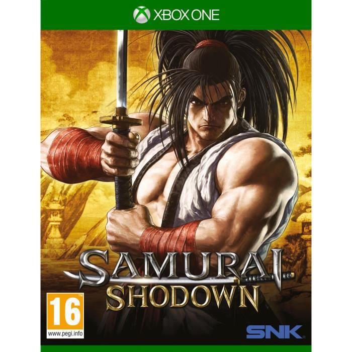 Samurai Shodown Jeu Xbox One