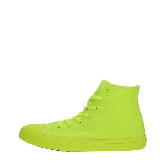Converse Sneakers Unisexe VOLT/WHITE, 38