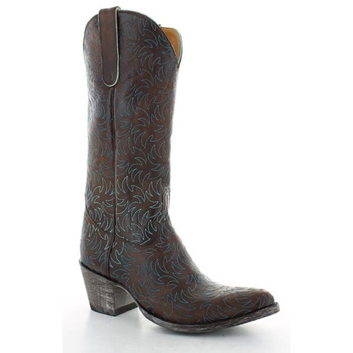 Old Gringo Womens Dixie Western Boot ADKJ3 Taille-39 1-2