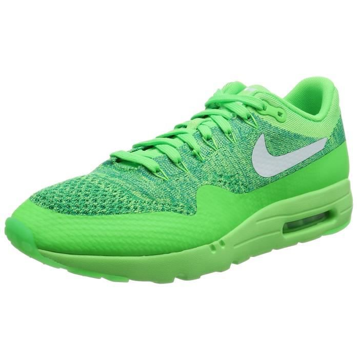 Running Hnd8b Nike 1 2 Flyknit Max Ultra Shoe Taille Men's 42 Air 1 WDYH2beE9I