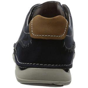 pour hommes Clarks à trikeyon de Taille lacets en chaussures derby 41 1G96WR 40gZwqf4