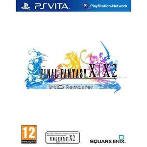 JEU PS VITA Final Fantasy X|X-2 HD Remaster Jeu PS Vita
