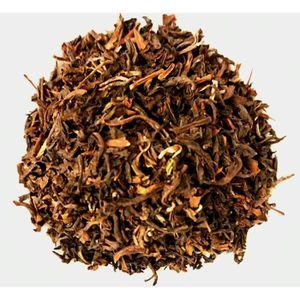 THÉ Thé noir Darjeeling biologique les 100 gr