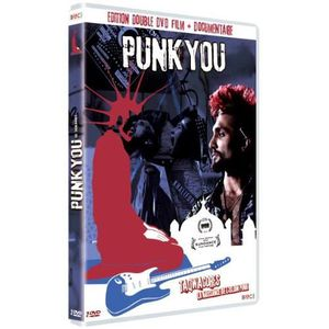DVD MUSICAL Double DVD Film + Documentaire Punk you