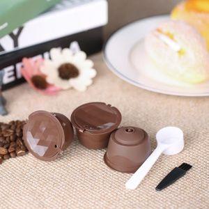 FILTRE Â CAFÉ PERMANENT 3pcs/set Tasse à filtre à café réutilisable Dolce
