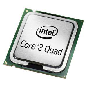 PROCESSEUR Processeur CPU Intel Core 2 Quad Q8300 2.5Ghz 4Mo
