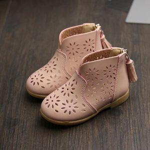 BOTTE Enfants en bas âge enfants princesse Fashion frange unique chaussures été filles sandales@RoseHM uOJ5gwKEE1