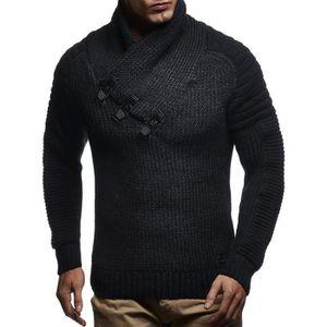 Lelf Nelson Homme Veste Tricot Cardigan Taille L Neuf avec étiquette couleur Hommes: vêtements Pulls, cardigans ecru