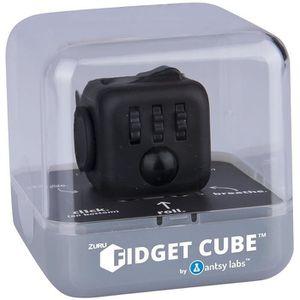 HAND SPINNER - ANTI-STRESS ZURU Fidget cube-midnight - Le cube anti stress