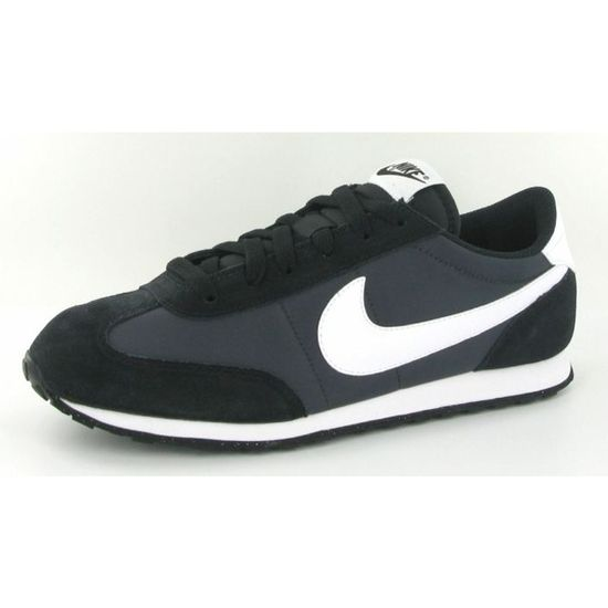 Chaussures Nike Mach Runner Noir Noir - Achat / Vente basket