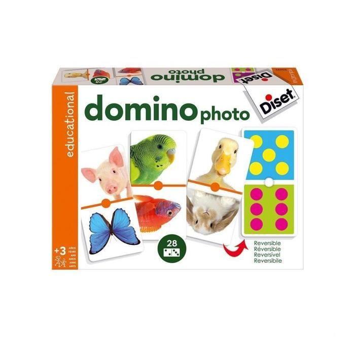 DISET Domino Photo