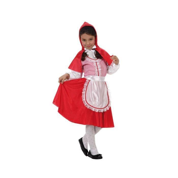 ATOSA Déguisement De Petit Chaperon Rouge - Panoplie Enfant