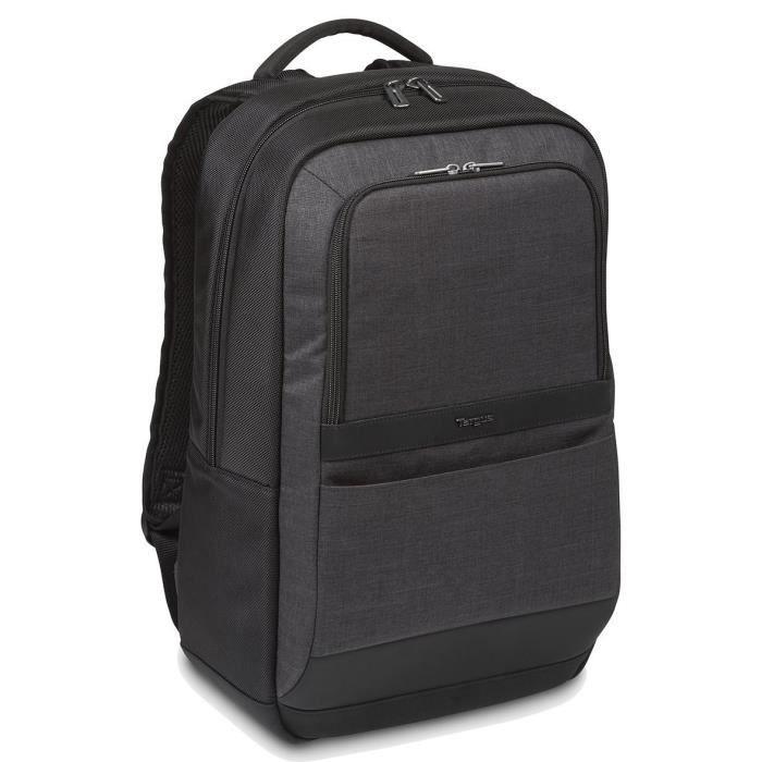 TARGUS Sac à Dos pour ordinateur portable CitySmart Essential MultiFit 12.5 - 15.6\