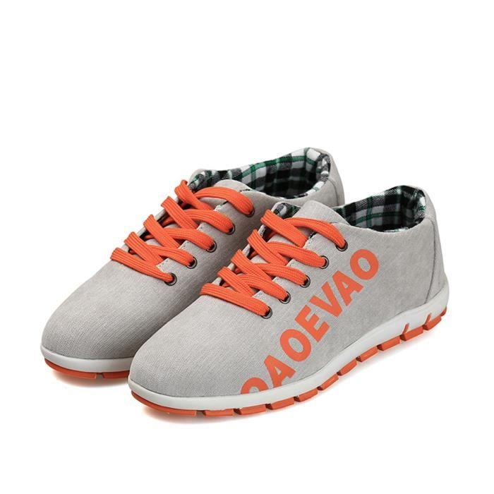 Léger Couleur Grande Gris Sneaker 39 Taille noir bleu Hommes Haut Confortable Respirant 47 Qualité Poids Baskets Plus Chaussures rouge Durable De 1PInqA77