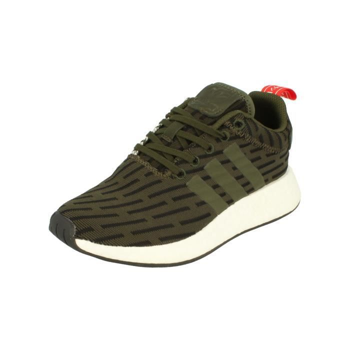 Adidas Originals Nmd_R2 Hommes Running Trainers Sneakers