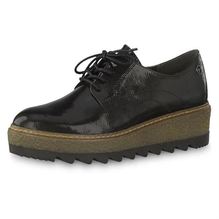 e6eedcb1b1ed9 chaussures à lacets 23703 femme tamaris 23703