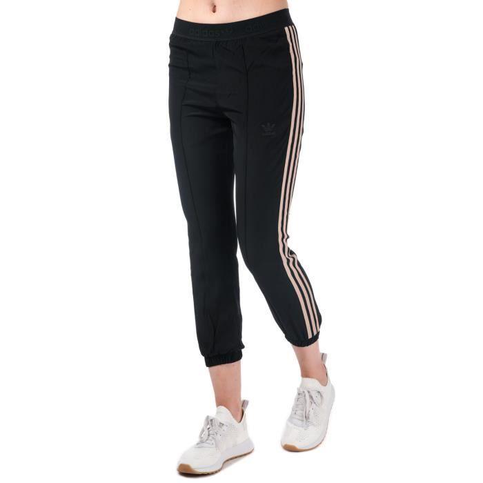 184dcad3980a6 Pantalon de survêtement adidas Originals AA-42 pour femme en noir ...
