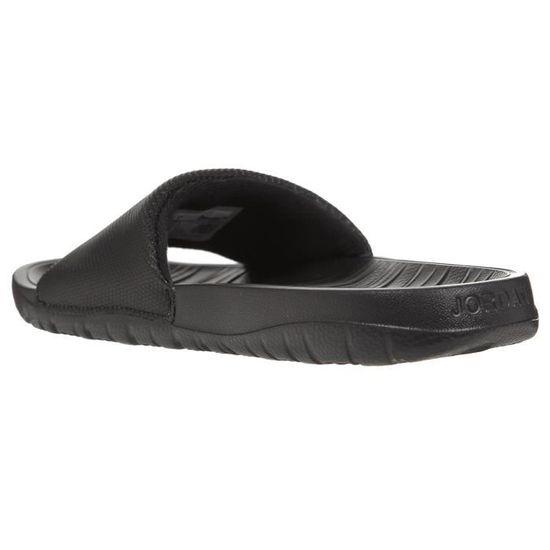 e0c07cc2cf872 Claquettes Jordan Break Slide Noir Noir - Achat / Vente tong - Soldes d'été  Cdiscount