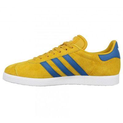 jaune Gazelle 1 Homme Adidas 43 Bleu 3 w7dfqxX