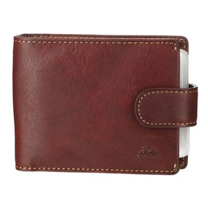 TONY PEROTTI Porte-Cartes Cuir Homme