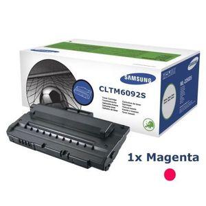 SAMSUNG Cartouche de toner CLT-M6092S Magenta - Capacité standard 7.000 pages
