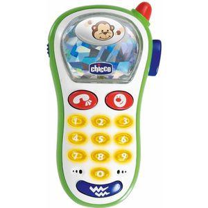 TÉLÉPHONE JOUET CHICCO Téléphone Portable Vibreur