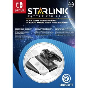 ADAPTATEUR MANETTE Starlink Pack Accessoire Co-Op Switch
