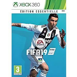 JEU XBOX 360 NOUVEAUTÉ FIFA 19 Édition Essentielle Jeu Xbox 360