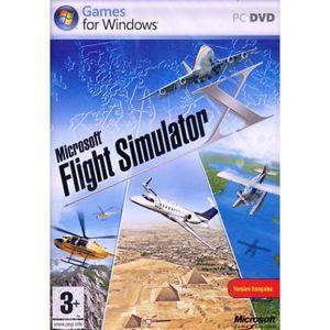 JEU PC Flight Simulator X Jeu PC