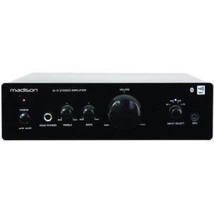 MADISON MAD1000 Amplificateur Hi-fi stéréo avec Bluetooth et NFC 2x50W