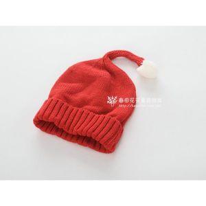 BONNET - CAGOULE Bonnet lutin fine maille 9 mois à 4 ans, couleur a b2919b752fa