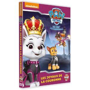 DVD DESSIN ANIMÉ La pat' patrouille 20 Les joyaux de la couronne DV