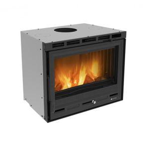 INSERT - FOYER Insert cheminée à bois La NORDICA 12,3KW Inserto 7