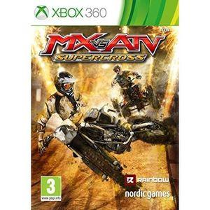 JEU XBOX 360 MX VS. ATV: SUPERCROSS