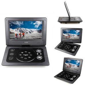LECTEUR BLURAY PORTABLE Lecteur DVD portable 9 pouces vidéo audio personne
