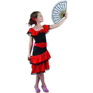 DÉGUISEMENT , PANOPLIE Déguisement flamenco fille