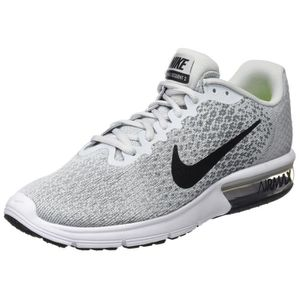 pretty nice 4167f 3c47a CHAUSSURES DE RUNNING NIKE Air Max Sequent Running Shoe 1Y0GUW Taille-38