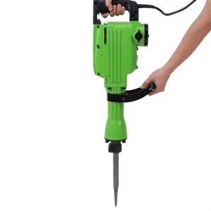 MARTEAU PIQUEUR 3300W marteau piqueur électrique avec 2 burins