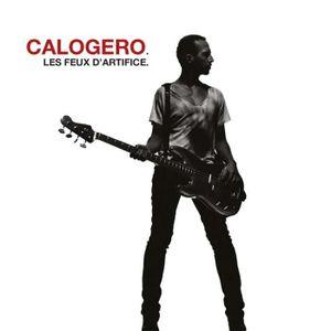 CD VARIÉTÉ FRANÇAISE Les feux d'artifice by Calogero (CD)