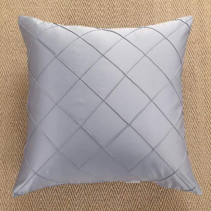 COUSSIN Moderne Coussin Dco Carr 45x45cm
