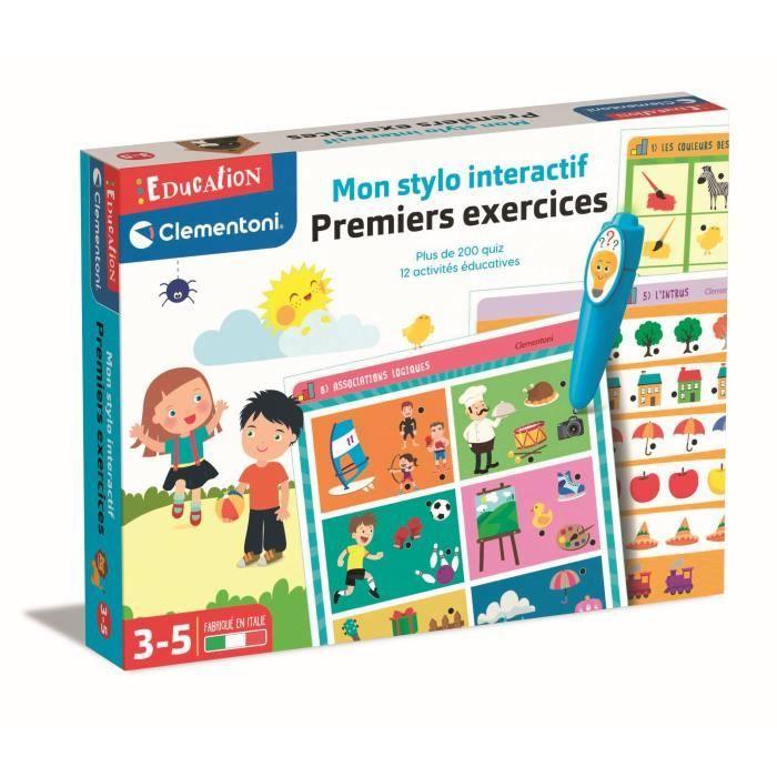 jeux educatif enfant 6 ans achat vente jeux et jouets pas chers. Black Bedroom Furniture Sets. Home Design Ideas