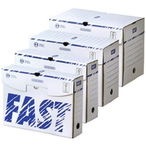 Boîte à archive 25 x Boîtez archives 250 x 330 mm largeur de dos:
