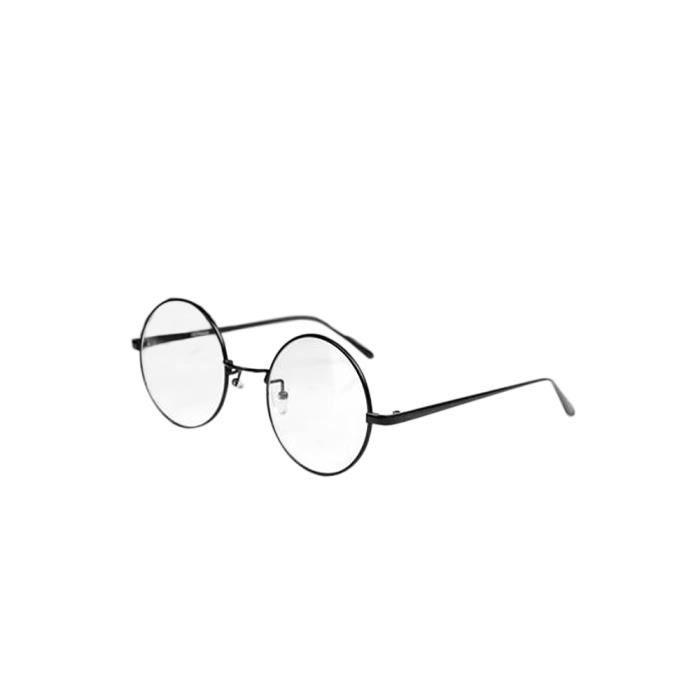 61229951a61cd7 Gosear® Retro lunettes de vue Lunettes rondes classiques lunettes ...